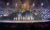 Efek lampu dan kem bang api mewarnai pembukaan Asian Games 2018