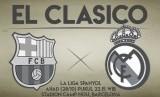 El Clasico Barcelona Vs Real Madrid.