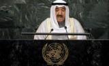 Emir Kuwait Sheikh Sabah Al-Ahmad Al Sabah.
