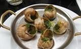 Escargot, kuliner dari bekicot khas Prancis.