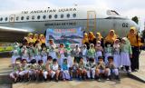 Field exploring yang diikuti oleh 30 peserta didik TA/TK Islam Al Azhar Harapan Indah.