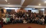 Forum Temu Netizen dalam Rangka Mendukung Pekan Kerja Nyata (PKN) Revolusi Mental 2018 yang diselenggarakan oleh Kementerian Koordinator Bidang Pembangunan Manusia dan Kebudayaan (Kemenko PMK).