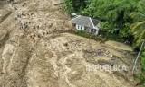 Bencana longsor, ilustrasi