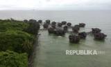 Pulau Ayer Resort di Kepulauan Seribu, Jakarta.