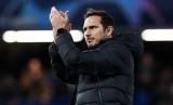 Pelatih Chelsea, Frank Lampard.