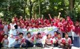 Fun Math Science Outdoor Learning yang digelar Klinik Pendidikan MIPA