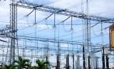 Gardu listrik PLN (ilustrasi)