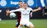 Gareth Bale masuk dalam skuat Real Madrid melawan Manchester City.