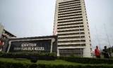 Gedung Kementerian BUMN.