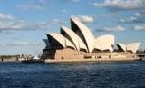 Gedung Opera di Sydney, Australia (ilustrasi). Australia mengalami resesi pertamanya dalam 29 tahun terakhir akibat pandemi Covid-19.