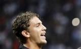 Gelandang AC Milan, Manuel Locatelli.