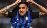 Gelandang Inter Milan, Matias Vecino.