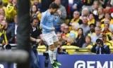 Gelandang Manchester City, David Silva