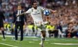 Gelandang Real Madrid Isco.