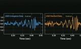 Para astronom mengamati ledakan sepersekian detik dari gelombang gravitasi pada 14 Januari. Foto:mGelombang gravitasi. ilustrasi