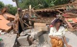 Gempa 5.0 skala richter mengguncang Kabupaten Gunungkidul, Yogyakarta, Senin (9/12).