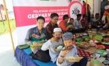 Gerakan Anak Suka Makan Ikan Laznas LMI.