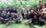 Gerilyawan Abu Sayyaf.