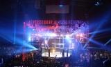 Pertarungan One Pride MMA Indonesia (ilustrasi).