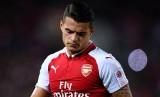 Gelandang Arsenal Granit Xhaka