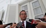 Gubernur DKI Jakarta Anies Rasyid Rasyid Baswedan.