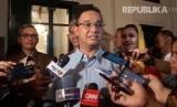 Gubernur DKI Jakarta terpilih, Anies Baswedan