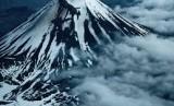 Gunung Selandia Baru, ilustrasi
