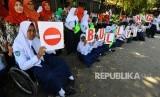 Kampanye Anti Bullying. KPAI menilai, sekolah arus punya sistem pengaduan terkait perisakan