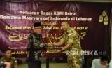 Halal Bihalal masyarakat Indonesia di KBRI Beirut Lebanon.