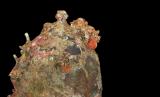 Helm sisa perang Romawi dan Kartago.
