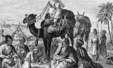 Hingga tahun 1616 M, penjualan kopi dimonopoli oleh pedagang Muslim dari Yaman dan Turki. Hingga akhirnya pedagang Belanda, Pieter van den Broecke membawa biji kopi ke Belanda dan menjualnya di daratan Eropa.