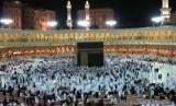 Ibadah haji/ilustrasi