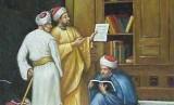 Pedagang Muslim (Ilustrasi)