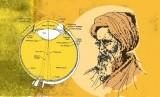 Ilmuwan Muslim penemu optik (ilustrasi).