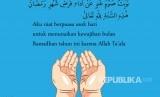 Puasa Ramadhan memiliki nilai tinggi. Banyak orang berpuasa tetapi tidak menghasilkan apapun. Ilustrasi Doa Berpuasa