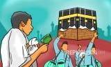 Ilustrasi Jamaah Haji
