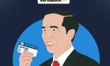 Ilustrasi Kartu Prakerja yang jadi program andalan Presiden Joko Widodo (Jokowi) pada periode keduanya.