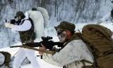 Ilustrasi latihan militer gabungan Korea Selatan dan Amerika Serikat.