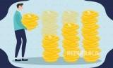 Ilustrasi Mengatur Keuangan
