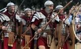 Ilustrasi pasukan Romawi.
