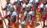 Alquran mengabarkan kemenangan Romawi dan kapan sebenarnya terjadi. Ilustrasi pasukan Romawi