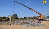 Ilustrasi pembangunan infrastrukur