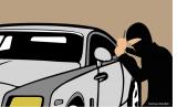 Ilustrasi Pembobolan Mobil