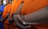 Spesialis pencuri minimarket yang dibekuk di antaranya ibu-ibu berhasil dibekuk Polresta Pekalongan. Foto Ilustrasi pencuri.