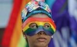 Ilustrasi pendukung komunitas LGBT