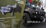 Ghana dan Filipina berencana membeli produk Pindad. Ilustrasi Recon Vehicle 4x4 Komodo produksi PT Pindad.
