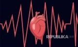Serangan jantung tiba-tiba kerap tidak diketahui si penderita.  Ilustrasi Serangan Jantung