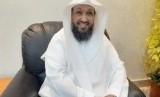 Imam Masjid Al Haram Syekh DR Hasan bin Abdul Hamid Bukhari.