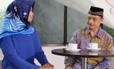Imam Shamsi Ali saat tampil di program iMPRESI Republika TV.