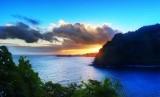 Maui, Hawaii. Seorang pria asal Jepang positif terinfeksi Covid-19 setelah pulang dari Hawaii.
